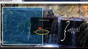 parent portal screen capture