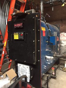 new school furnace