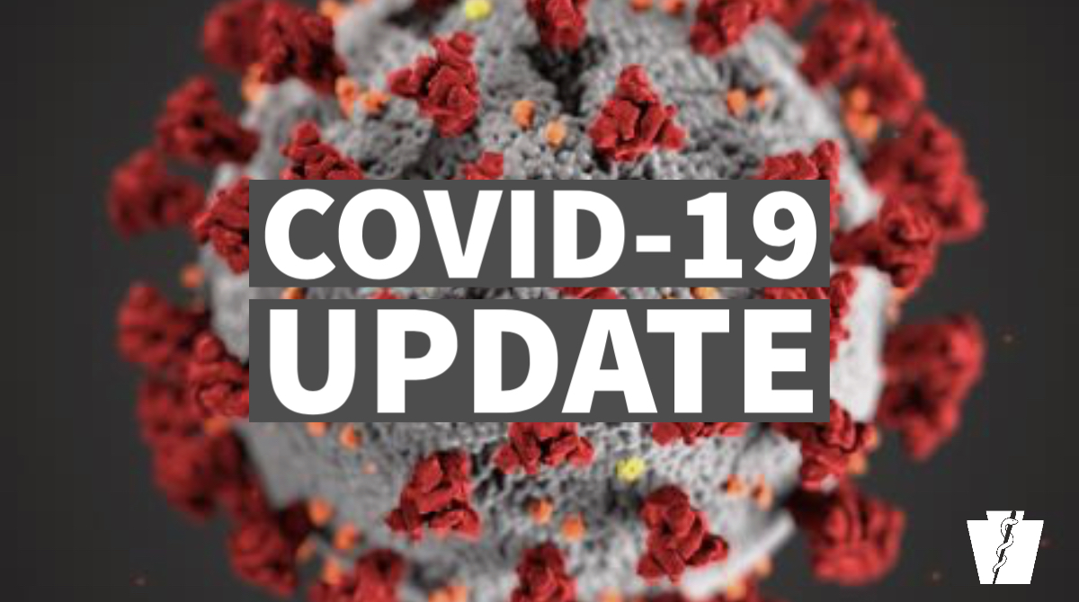 COVID-19 Update graphical