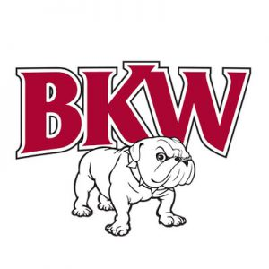 bulldog with letters BKW